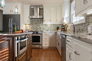 60 s Ranch Kitchen Remodel Brentwood TN traditional