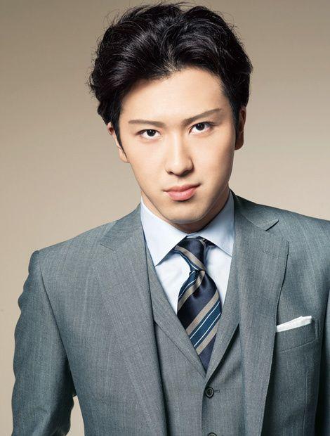 歌舞伎俳優!尾上松也のかっこいい高画質な画像・壁紙