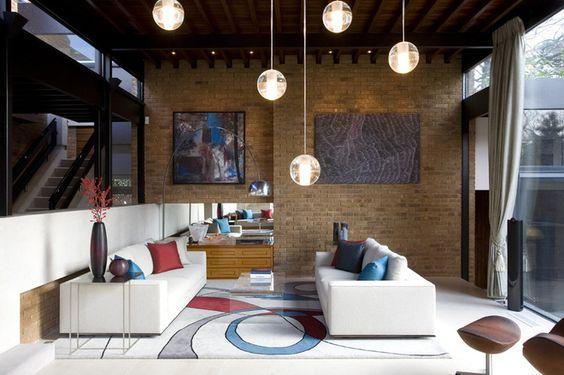 Lights for lounge