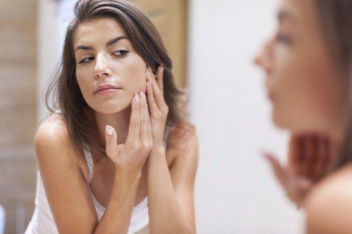Gesichtsreinigung für schöne Haut