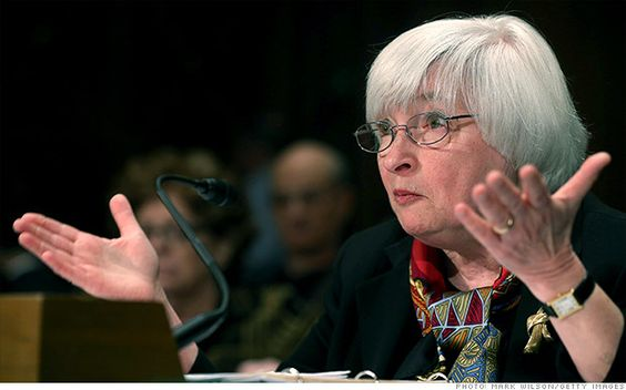 Jason Atchley : Yellen blames it on the weather