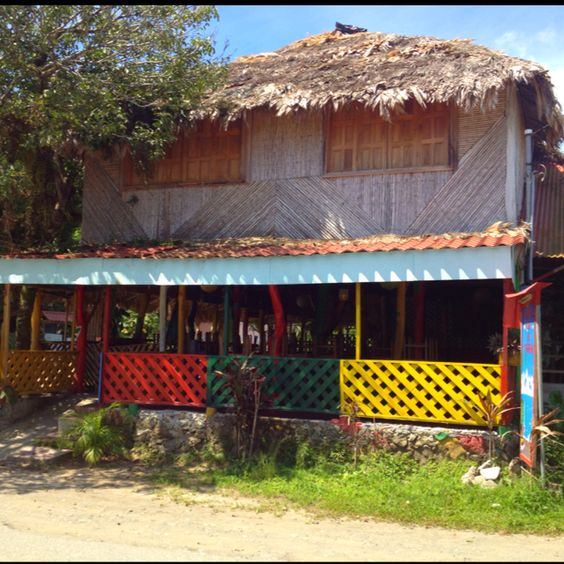 Restaurante en Costa Rica.
