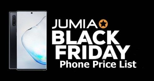 Jumia Black Friday Phone Price List Jumia Black Friday Deals Tecteem Black Friday Phones Black Friday Facebook Business
