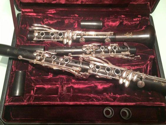 Coppia Clarinetti Divine