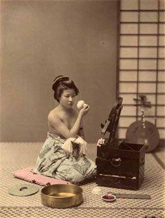 kusakabe kimbei, photographe japonais du début de la photo