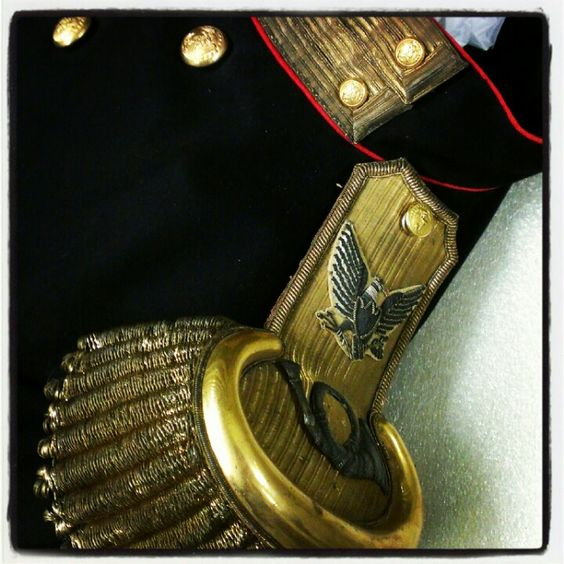 This uniform belonged to the grand old man of the Marine Corps.Archibald Henderson was commissioned a second lieutenant in the Marine Corps on 4 June 1806 and served aboard the USS Constitution during her famous victories in the War of 1812. He participated in several shipboard engagements and was decorated for bravery. He was brevetted a major in 1814.  From 16 September 1818 to 2 March 1819, Henderson was the acting Commandant. On 17 October 1820, at the age of 37, LtCol Henderson was…