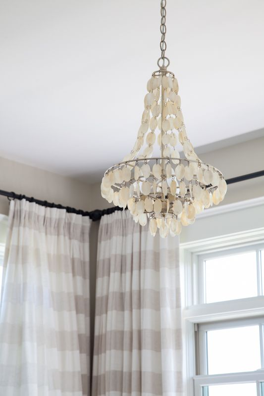 Master Bedroom Capiz Shell Chandelier Objet D 39 Art Pinterest Shell Chandelier Capiz Shell