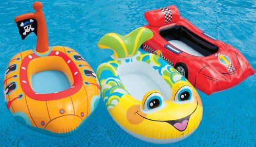 The Wet Set Inflatable Pool Cruiser | Intex Swimming Pool