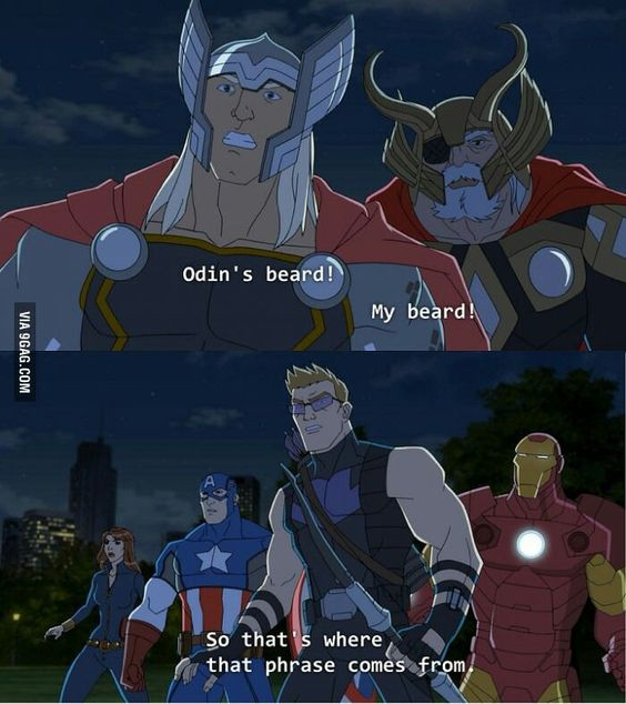 funny Marvel's Avengers Assemble quotes - Google Search