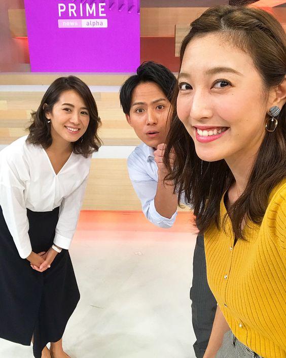 きれいな小澤陽子アナ