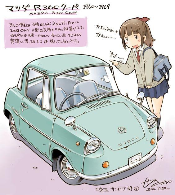 埼玉サンロク部イラスト