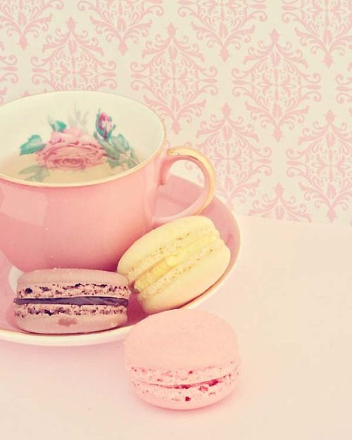 A love affair with macaroons.