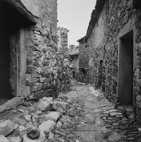 pueblos abandonados de españa: