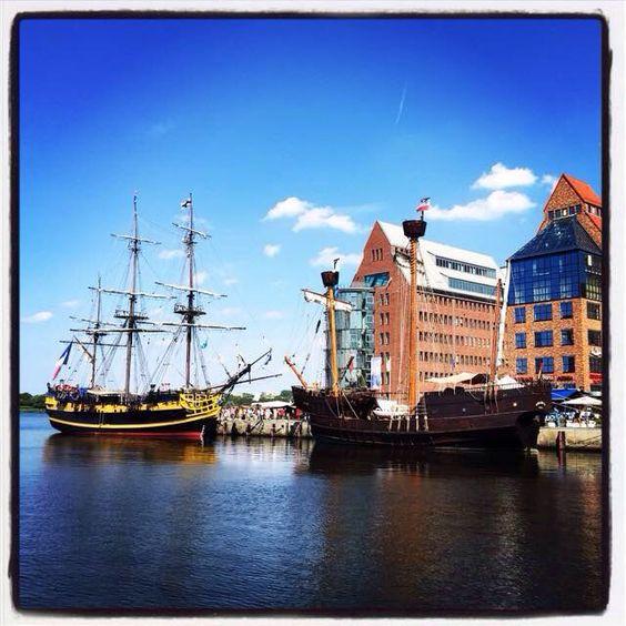 Rostock Hafen: