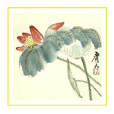 Chinese traditional painting.