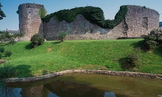 Rothesay Castle - Scotland