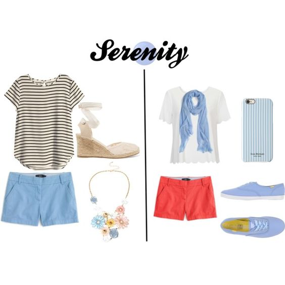 Serenity by chronicles-allie on Polyvore featuring Topshop, H&M, J.Crew, Soludos, Keds, Mixit, Nordstrom, Isaac Mizrahi, Essie and serenity: