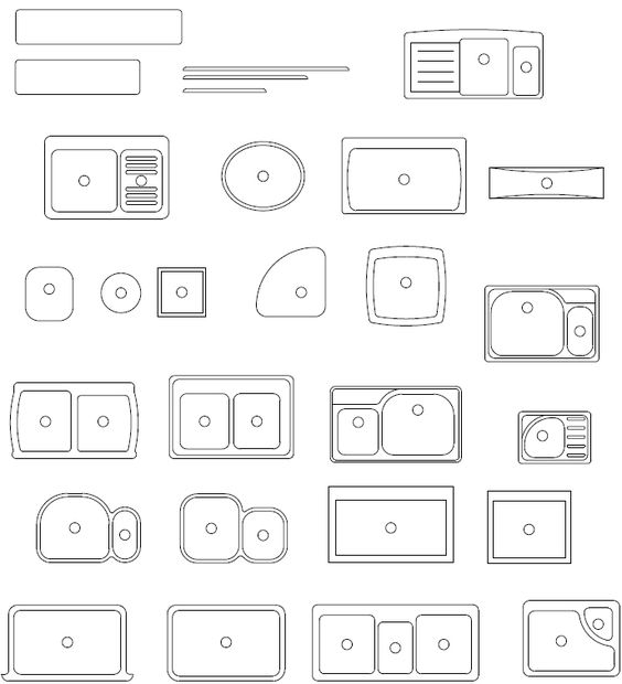 Pinterest the world s catalog of ideas for Autocad bathroom blocks