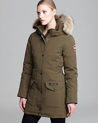 Canada Goose vest outlet 2016 - Canada Goose Trillium Parka | Bloomingdale's - Color black. | Wish ...