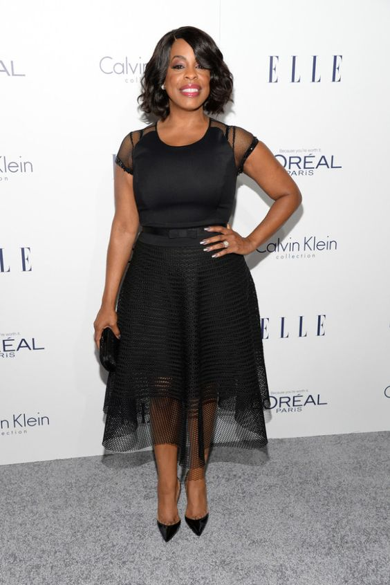 22nd+Annual+ELLE+Women+Hollywood+Awards+Arrivals-niecy-nash