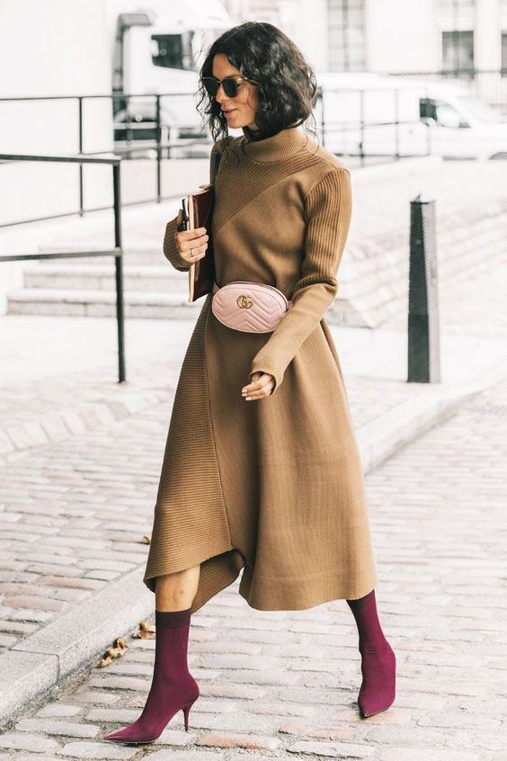 Fashionable Street Style Outfits