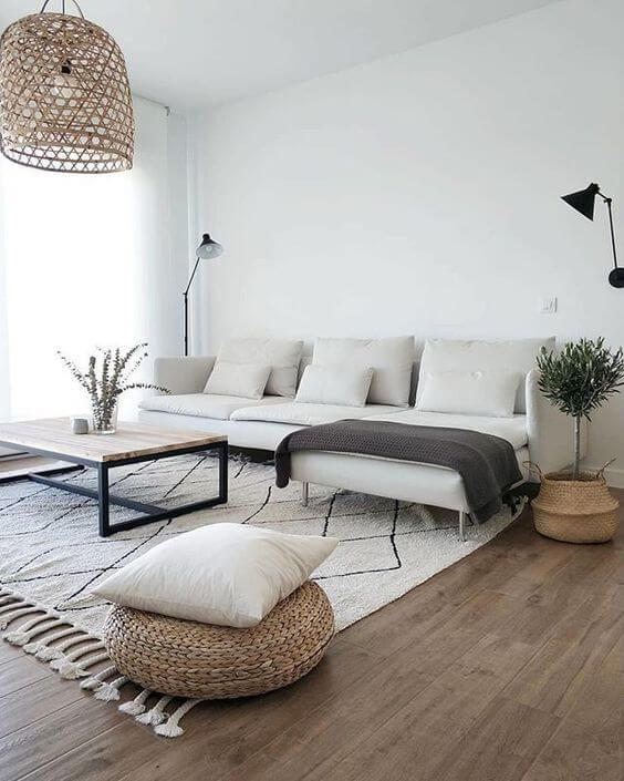 50 Small Living Room Design Ideas To Copy Right Now Sharp Aspirant Modern Living Room Scandinavian Living Room Scandinavian Apartment Interior Design