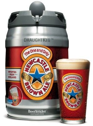 The great English brown ale is now available in smaller sizes