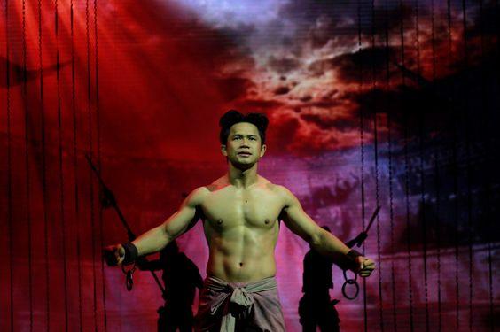 Muay Thai Live - Production Shot 2