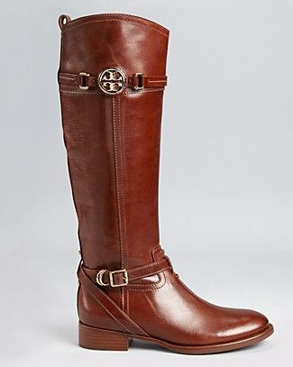 Tory Burch Riding Boots - Calista | Bloomingdale's