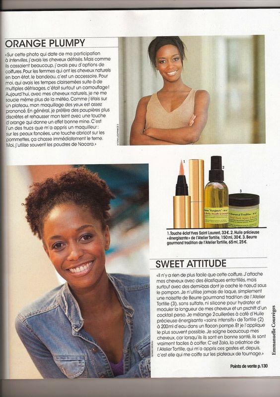 Inspiration Femmes - Apprentissage coiffure soin bio écologique ...