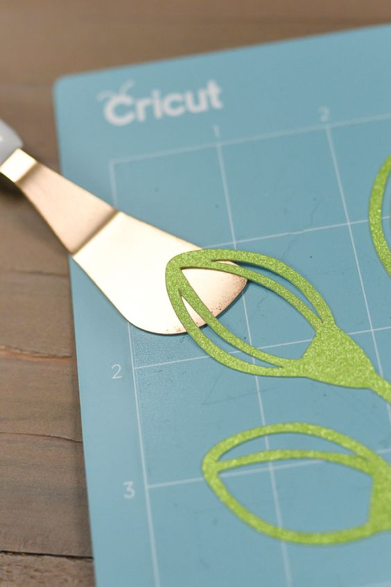Tips For Removing Materials From Your Cricut Mat Cricut Mat Cricut