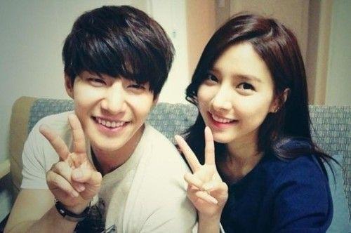 Song Jaerim and Kim Soeun: