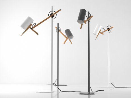 Marset Scantling floor 3d model | Mathias Hahn