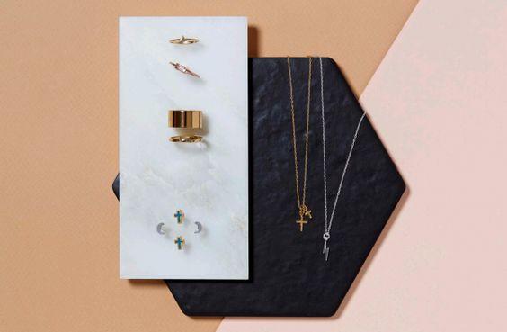 tabletop. jewelry.