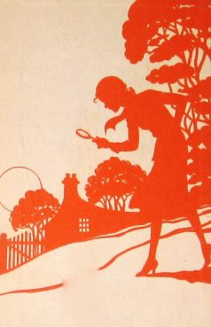 The Secret of the Hidden Staircase - a blog post with some fascinating background on the real author of the early Nancy Drew Books and how they were butchered in 1959.