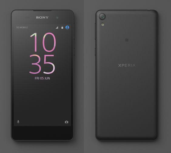 Sony Xperia E5 Akıllı Telefon