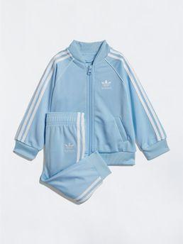 Adidas Originals Superstar Suit Baby ClearskyWhite | Kids
