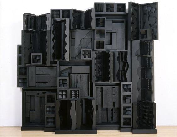 Another favorite artist: Louise Nevelson