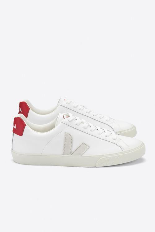 Veja Esplar Logo Sneaker Extra White