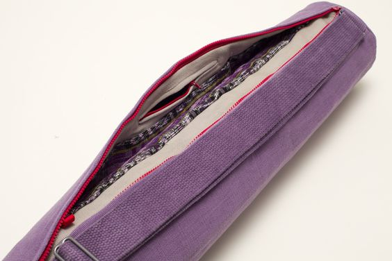 """Get your yoga matt bag from I AM. website!! All products are organic cotton, individually hand made by beautiful Guatemalan females in need to make end. Beautiful bags for a beautiful cause! """"Be the change you wish to see in the world."""""""