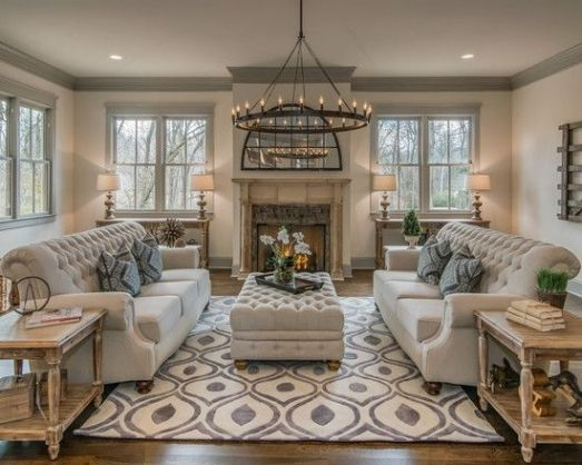 Nice 5 Trend Living Room Design Themes That You Must See Farm House Living Room Classy Living Room Farmhouse Style Living Room Furniture