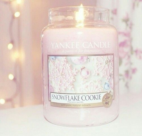 Snowflake Cookie This Has To Be The Best Smelling Yankee