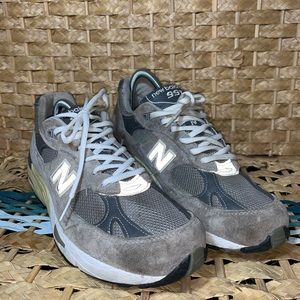 New Balance 991 Made In Usa Shoes Fashion Accessories Clothing Sneakers New Balance Brooks Sneaker Made
