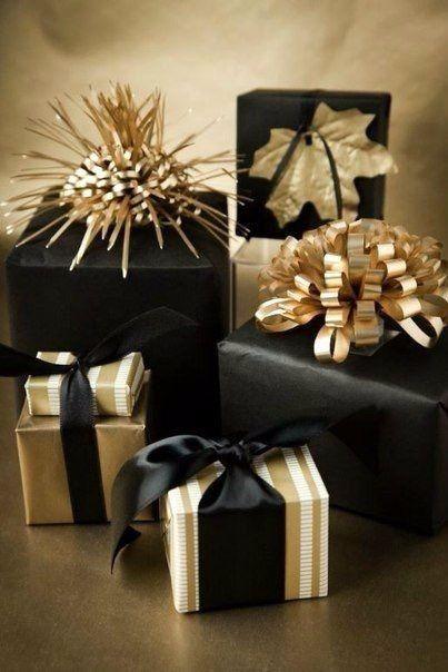 Идеи подарков на Новый год / Упаковка подарков / ВТОРАЯ УЛИЦА
