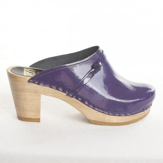 Sven's Knot Strap Clog with High Heel | High Heel Clogs, Clog Boots | Sven Comfort Shoes