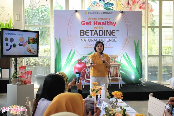 Get Healthy with Betadine Talkshow