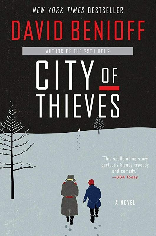 Free Read City Of Thieves A Novel Author David Benioff Kindlebargain Fiction Books Freebooks Popbooks Bookshelves Ebooks Chicklit Nonfictio In 2020 With Images Novels