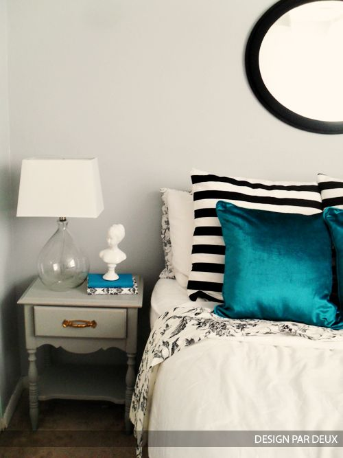 Black White Grey Teal Colors Same As My Bedroom Painting The Rest Of My Room Grey Home