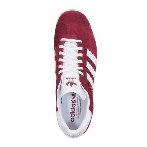 adidas gazelle rood