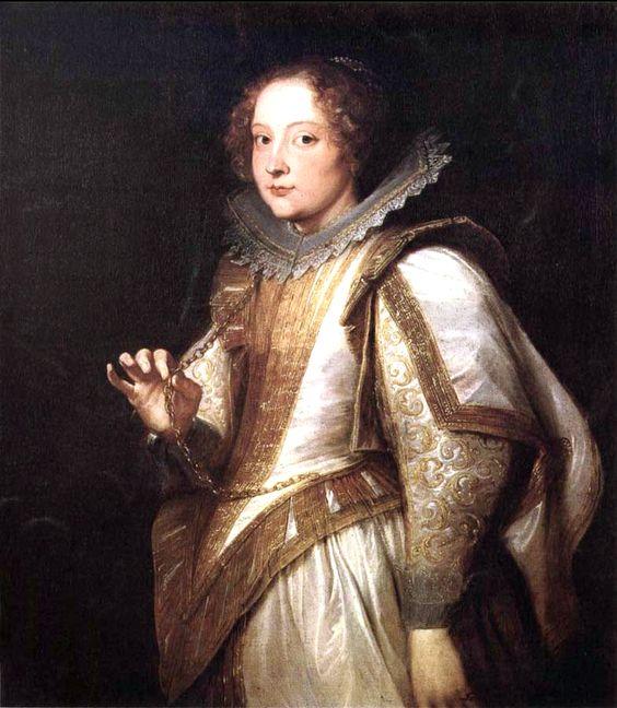 Marchesa Giovanna Cattaneo by Anthony van Dyck, 1622-27: